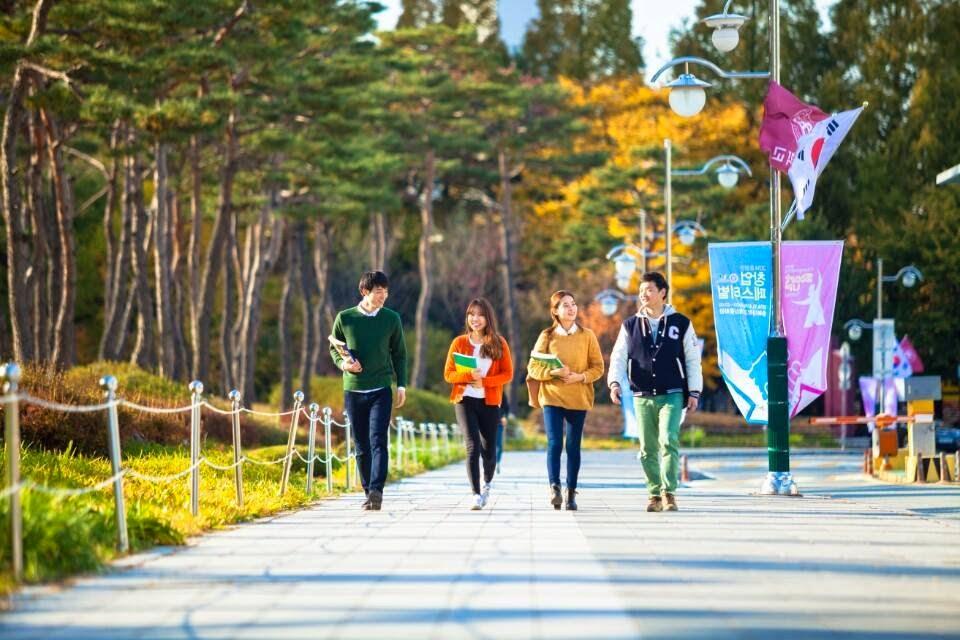 Kết quả hình ảnh cho điều kiện du học Hàn Quốc 2019